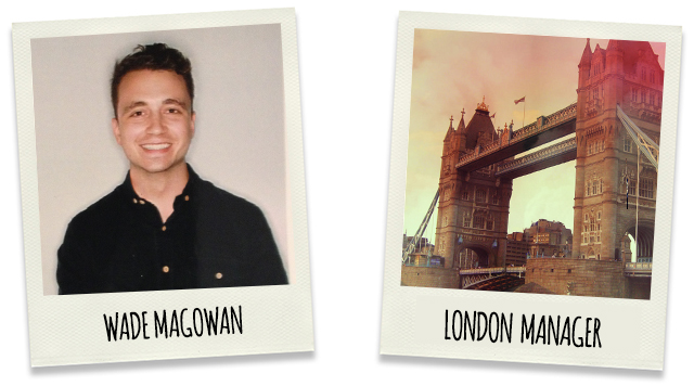 Wade - London DJ Manager